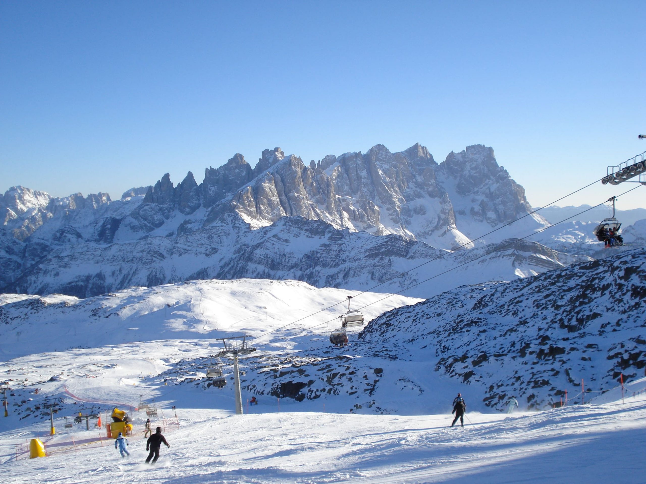 Dove sciare in Alto Adige?